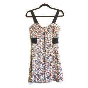 NWT Forever 21 zipper dress